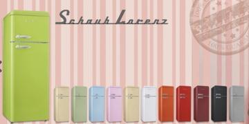 Schaub Lorenz Retro koelkasten