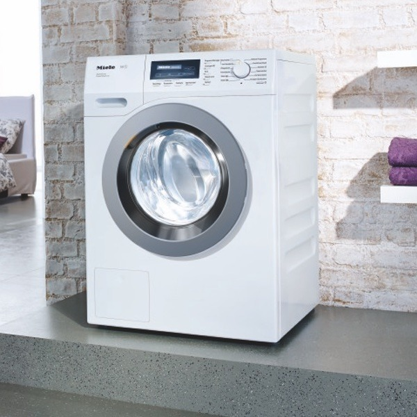 Miele wasautomaat, 8 kg, 1600 tpm.