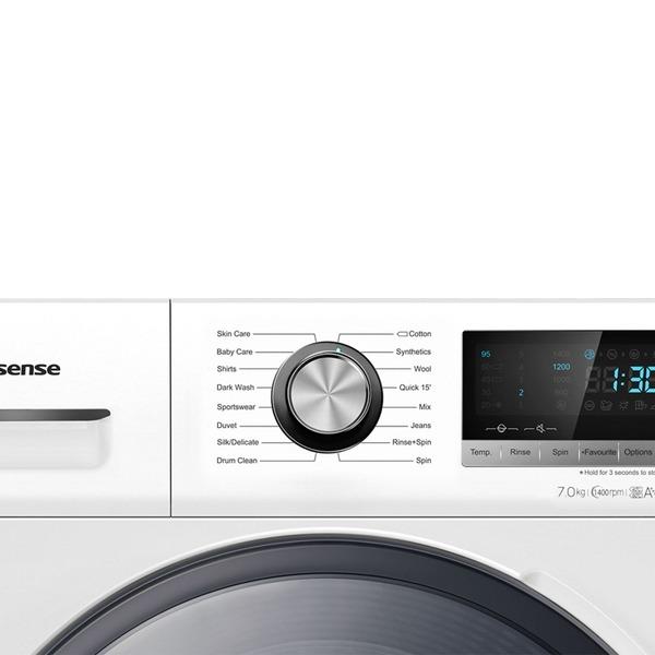 Hisense wasautomaat WFBL7014