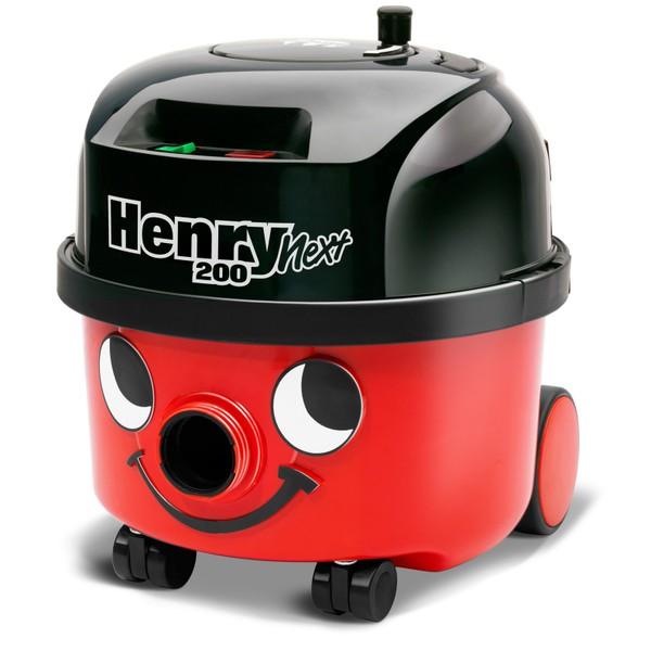 Numatic Henry en Hetty