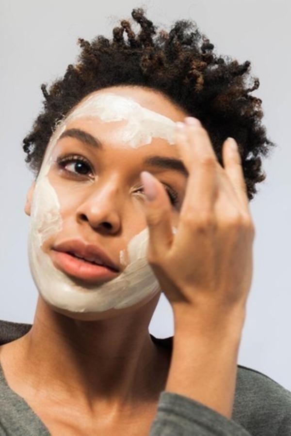 Trucs voor de verzorging van de vette huid