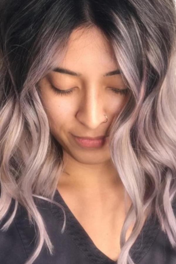 Mushroomblond een nieuwe perfecte haarkleur