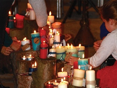Wereldlichtjesdag / Worldwide Candlelighting