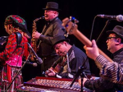 Nadara Gypsy Band