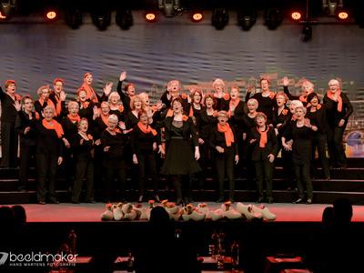 Barbershop Singing Heerhugowaard: Love is all you need