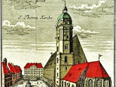 Groeten uit Leipzig – Meesters van de Thomaskirche