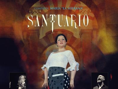 """Compañía Maria """"la Serrana"""" met de show Santuario"""