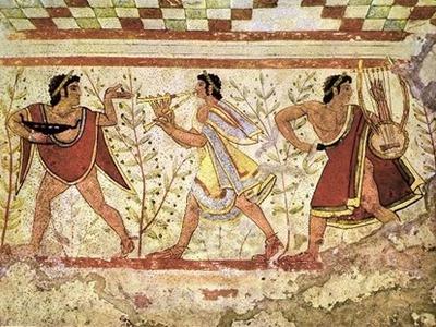 Italia Classica - Etrusken en het oude Rome
