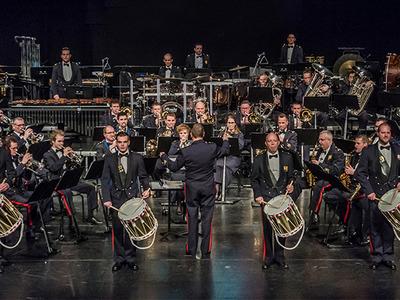 Fanfare van het Korps Nationale Reserve Promotieconcert Eensgezindheid & Friends 2020