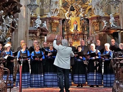 Russische Matthäus Passion van Hilarion