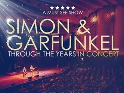 Seventh Arts presents: SIMON & GARFUNKEL -  Through The Years in concert