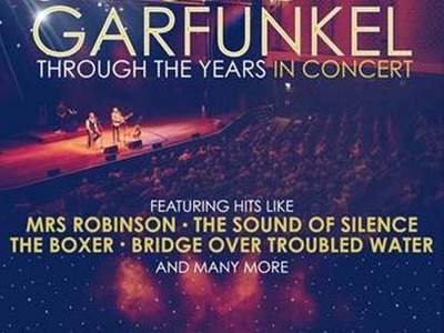 Simon & Carfunkel - Through The Years in concert