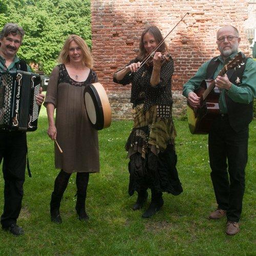 Ierse swing-folkband Unicorn