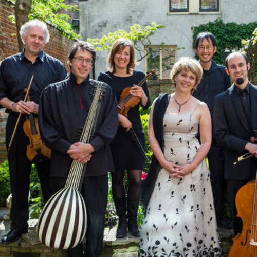 Johannette Zomer & Tulipa Consort - Nieuwjaarsconcert met de muziek van Vivaldi