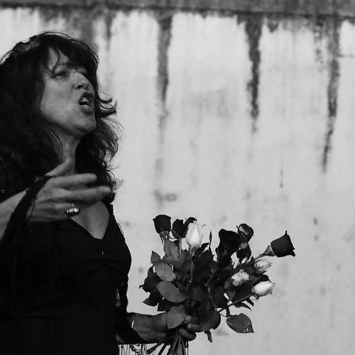 Fado zangeres Hendriktje - Maria in Castricum