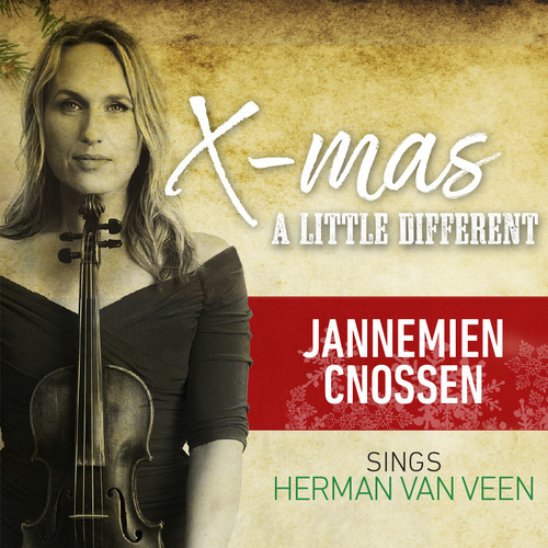 X-mas A little different  - Jannemien Cnossen sings Herman van Veen