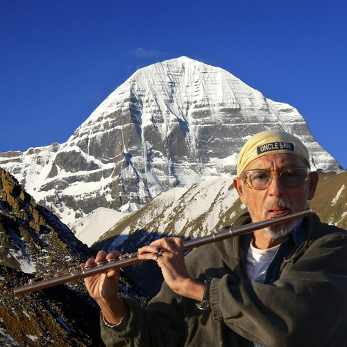 Chris Hinze 'Tibet: On the Roof of the World' - Multi Media Solo Concert