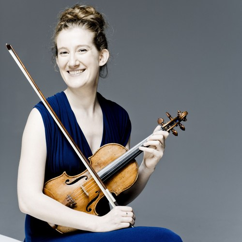 Violiste Maria Milstein & Ensemble - Grootse kamermuziekwerken