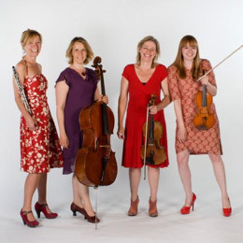 Stolz Quartet - Razende Stilstand