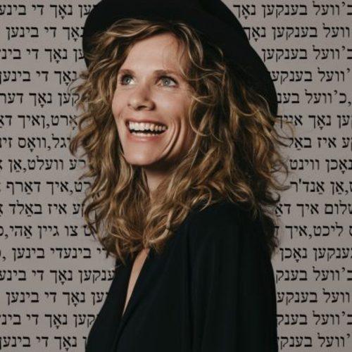 IN VERBAND MET HET CORONA-VIRUS IS DIT CONCERT TOT NADER BERICHT GEANNULEERDNiki Jacobs en ensemble - Liederen in het Jiddisch als herdenking en als viering van schoonheid