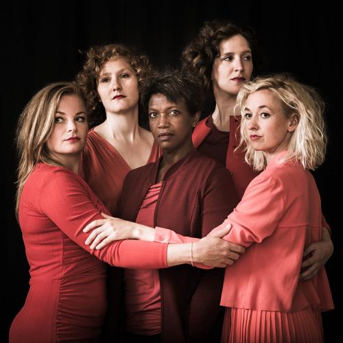 Ragazze Quartet & Claron McFadden - 'Intieme Brieven'