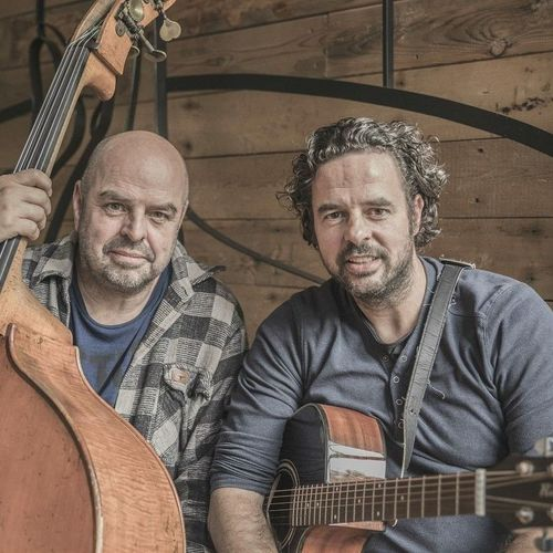 Americana: duo Dieter van der Westen & Eric van der Westen - 'Me and You'