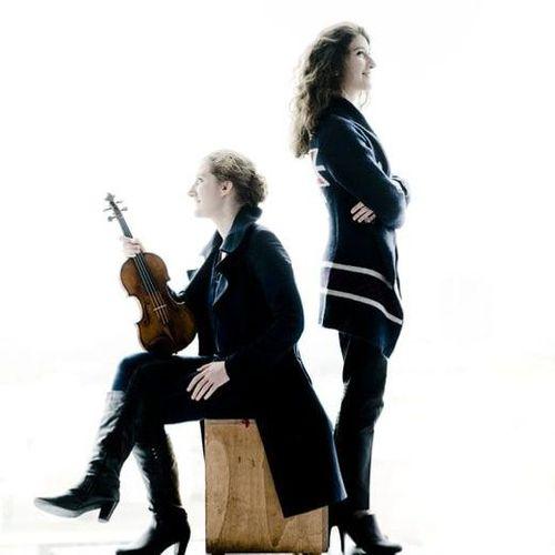 GEANNULEERD Maria Milstein en Nathalia Milstein viool/piano-duo
