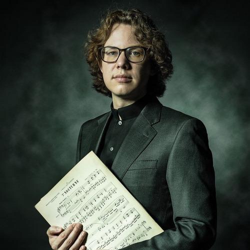 Hannes Minnaar - Meesterpianist